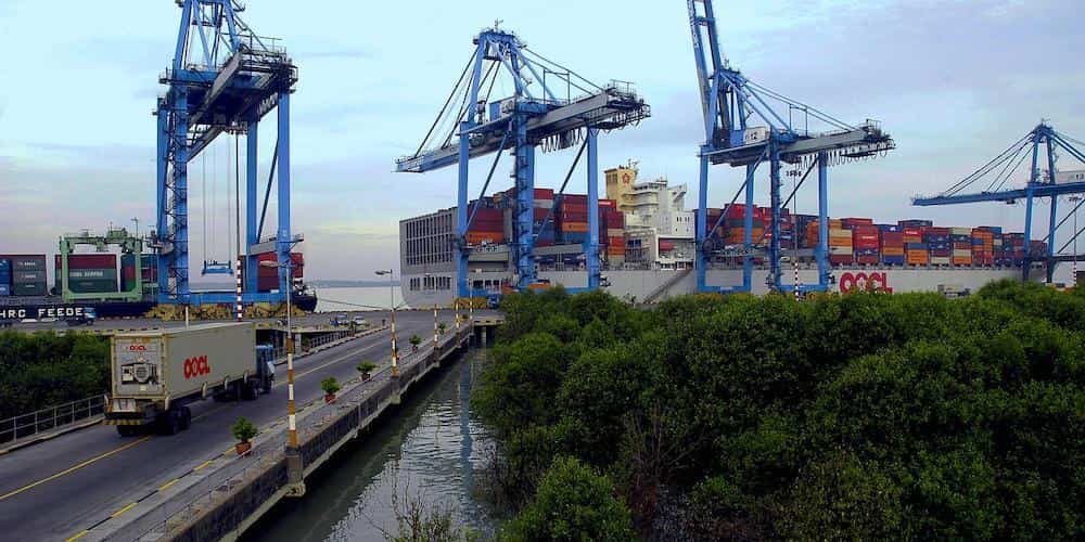port klang fret maritime kuala lumpur